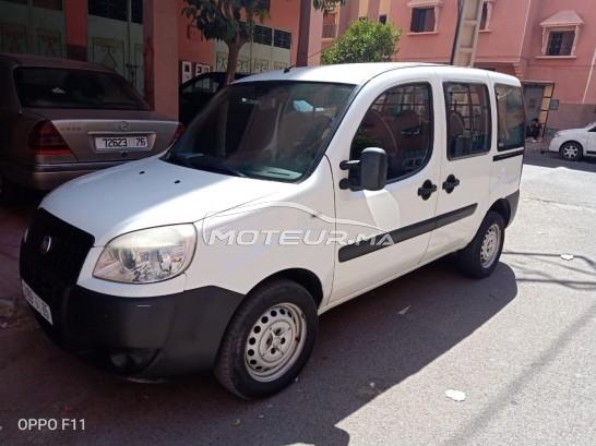 Voiture Fiat Doblo 2014 à marrakech  Diesel  - 6 chevaux
