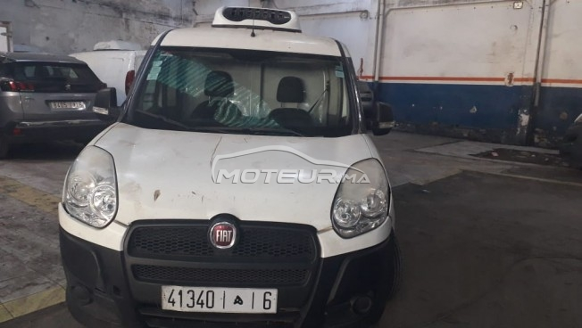 Voiture au Maroc FIAT Doblo cargo maxi frigo - 264251