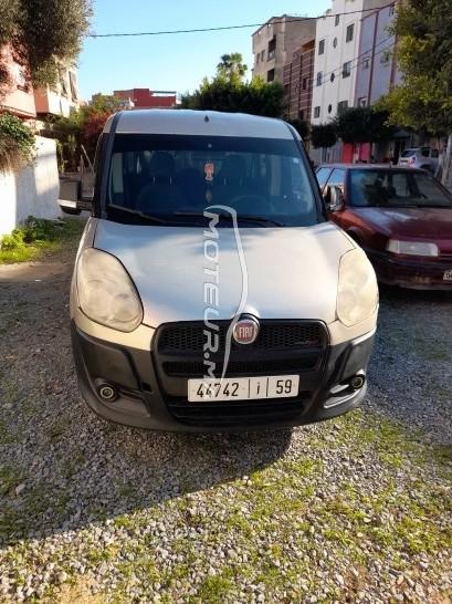 Voiture Fiat Doblo 2012 à kenitra  Essence  - 5 chevaux