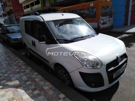 Voiture Fiat Doblo 2014 à casablanca  Diesel