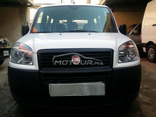 Voiture Fiat Doblo 2014 à fes  Diesel  - 5 chevaux