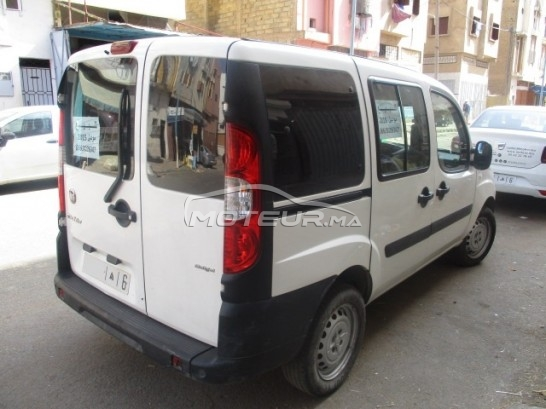 Voiture au Maroc FIAT Doblo - 232137