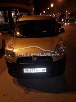 سيارة في المغرب FIAT Doblo Maxi - 255316