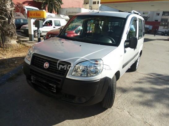 Voiture Fiat Doblo 2014 à kenitra  Diesel  - 7 chevaux