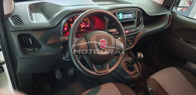 FIAT Doblo Maxi professional 1.6 multijet lounge 120 ch occasion 699863