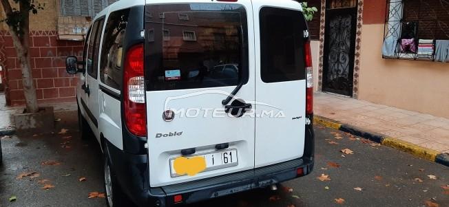 Voiture Fiat Doblo 2017 à beni-mellal  Diesel  - 5 chevaux