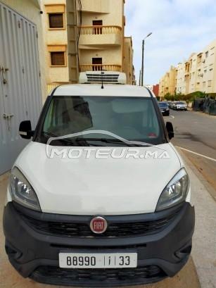Voiture Fiat Doblo 2016 à agadir  Diesel