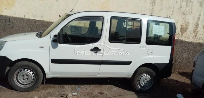 Voiture Fiat Doblo 2014 à kenitra  Diesel  - 5 chevaux