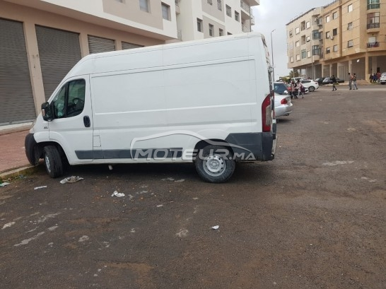 Voiture au Maroc FIAT Ducato - 257601