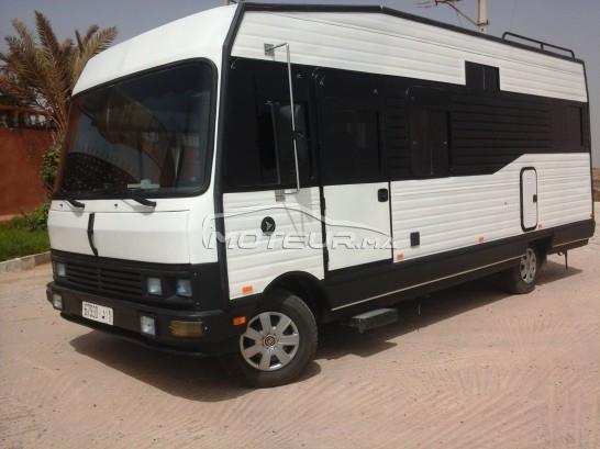 سيارة في المغرب فيات دوكاتو Camping car - 233493