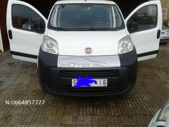 fiat fiorino 2016 diesel 207466 occasion casablanca maroc. Black Bedroom Furniture Sets. Home Design Ideas