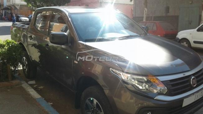 Voiture au Maroc FIAT Fullback Pick up - 204919