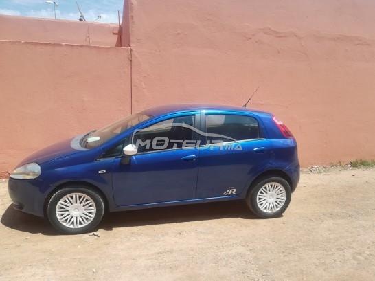 سيارة في المغرب فيات جراندي بونتو - 213206