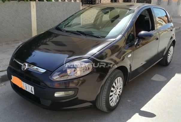 Voiture Fiat Grande punto 2011 à khouribga  Diesel