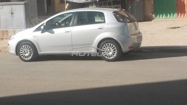 Voiture au Maroc FIAT Grande punto - 163248