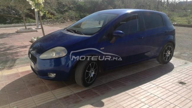 Voiture au Maroc FIAT Grande punto - 247653