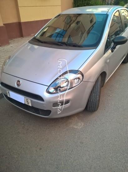 Voiture Fiat Punto 2013 à marrakech  Diesel  - 5 chevaux