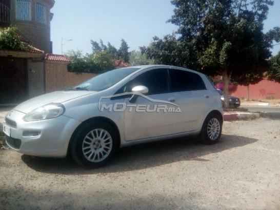 سيارة في المغرب فيات جراندي بونتو - 219303