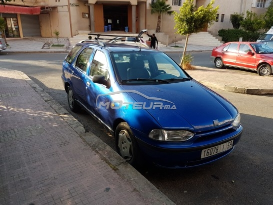 Voiture au Maroc FIAT Palio - 216367