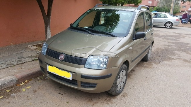 سيارة في المغرب FIAT Panda - 214335