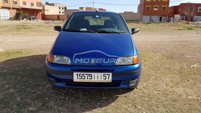 Voiture au Maroc FIAT Punto - 264857