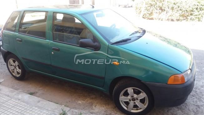 Voiture Fiat Punto 1997 à casablanca  Essence  - 6 chevaux