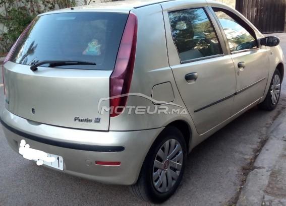 Voiture au Maroc FIAT Punto Classique - 263635