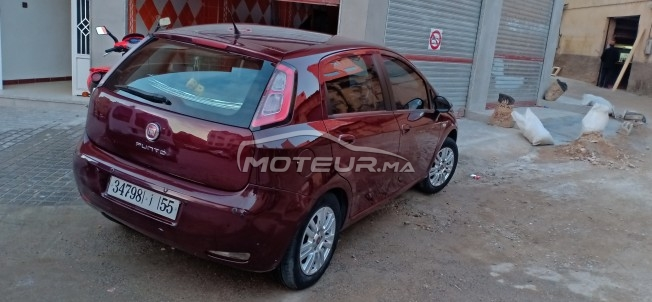 Voiture au Maroc FIAT Punto Evo - 262711