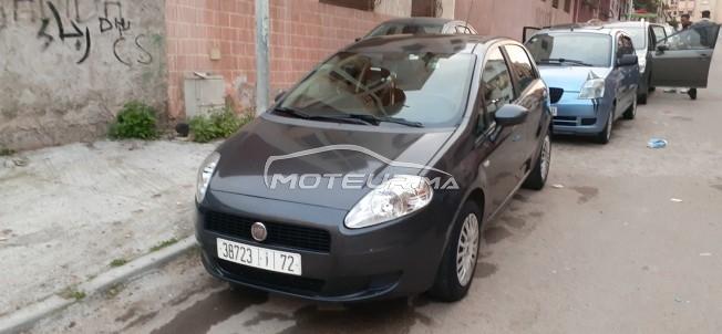 Voiture Fiat Grande punto 2010 à el-jadida  Diesel  - 5 chevaux