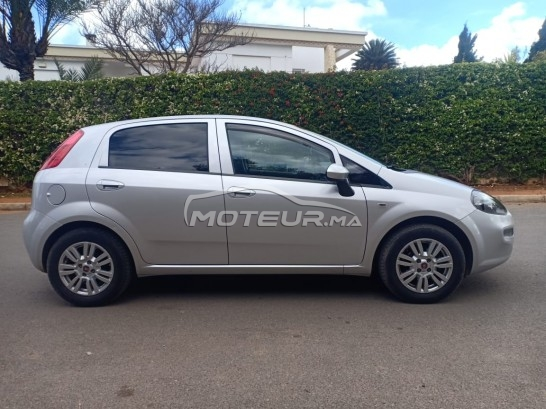 FIAT Punto Easy plus occasion 725740