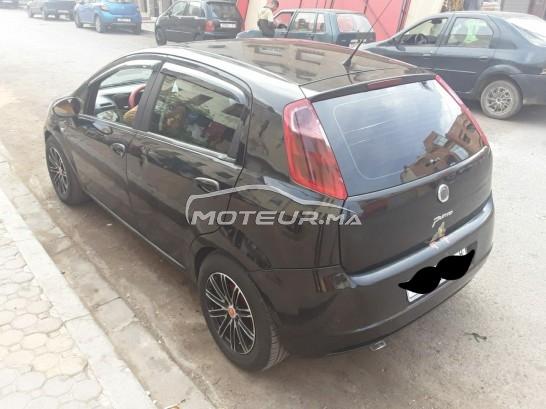 Voiture Fiat Punto 2009 à casablanca  Diesel  - 5 chevaux