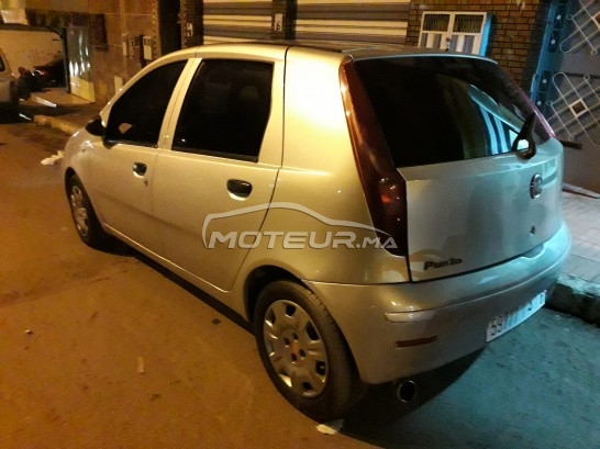 Voiture au Maroc FIAT Punto - 257768