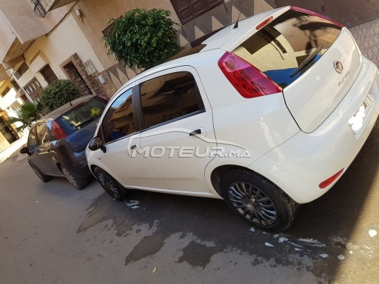 Voiture au Maroc FIAT Punto - 253942