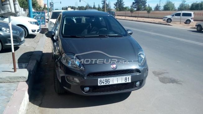 Voiture au Maroc FIAT Punto Evo - 250965