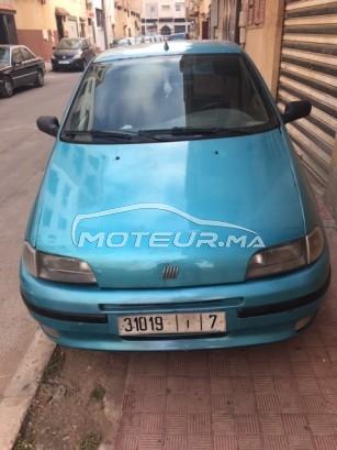 Voiture Fiat Punto 1995 à temara  Diesel  - 7 chevaux
