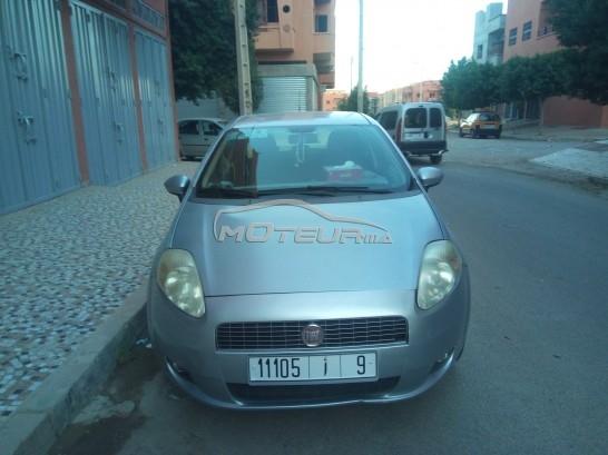 سيارة في المغرب فيات جراندي بونتو - 182571