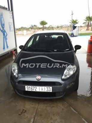 Voiture Fiat Punto 2016 à marrakech  Diesel  - 5 chevaux