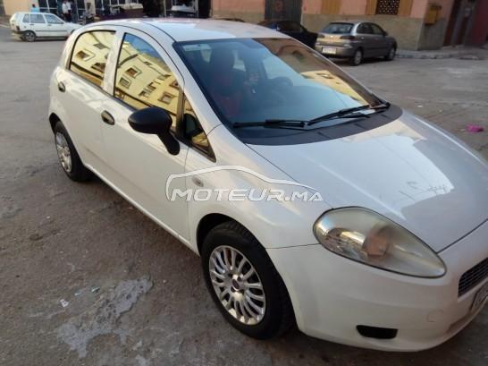 Voiture Fiat Punto 2011 à kenitra  Diesel  - 5 chevaux
