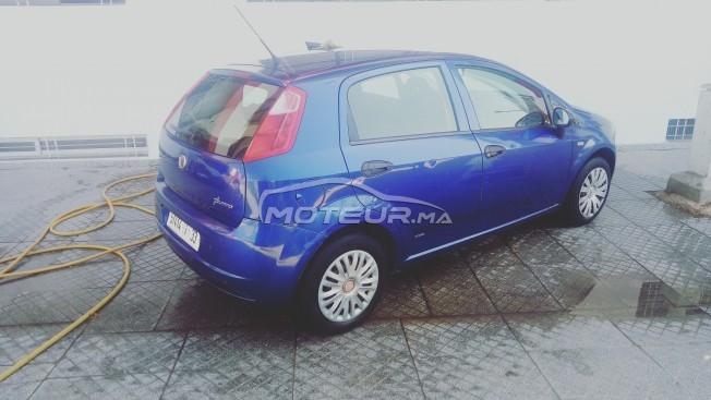 Voiture Fiat Punto 2010 à agadir  Essence  - 7 chevaux
