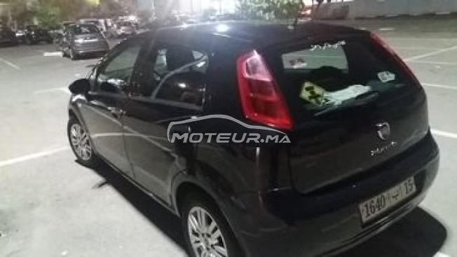 Voiture Fiat Punto 2015 à fes  Diesel  - 5 chevaux