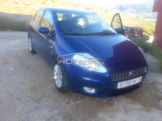 سيارة في المغرب فيات بونتو - 217790