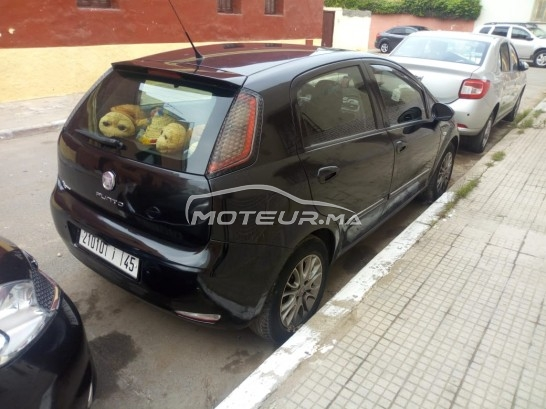 FIAT Punto Evo مستعملة