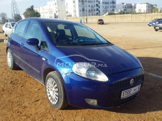 Voiture au Maroc FIAT Punto - 256523