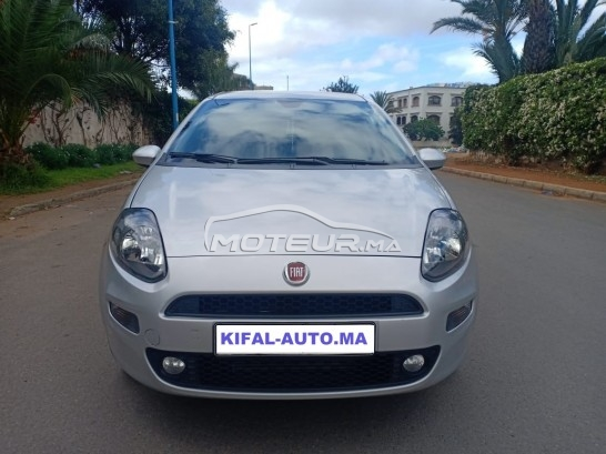 FIAT Punto Easy plus occasion 725743