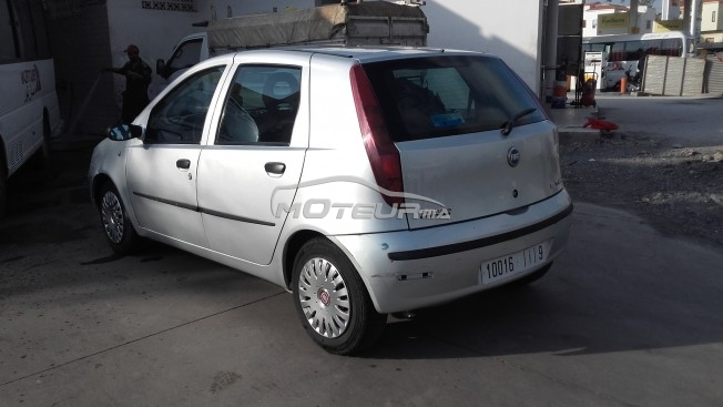 سيارة في المغرب فيات بونتو - 164381