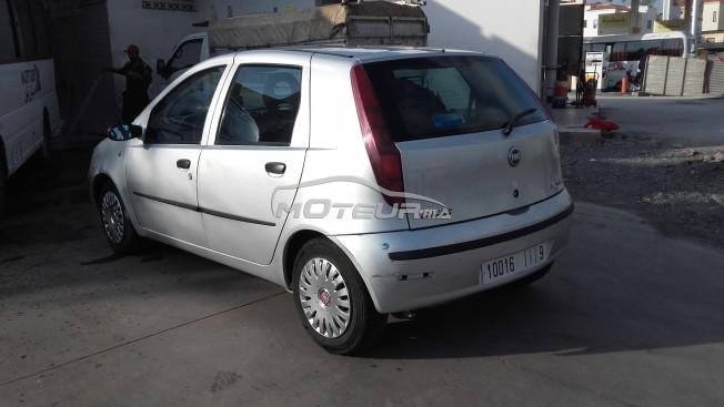 Voiture au Maroc FIAT Punto - 164381