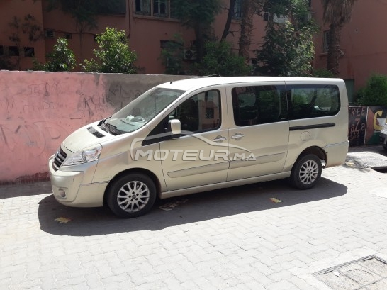 سيارة في المغرب فيات سكودو - 232763