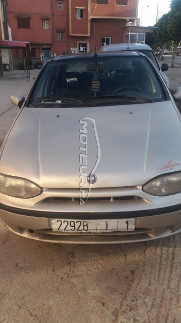 Voiture au Maroc FIAT Siena - 250529