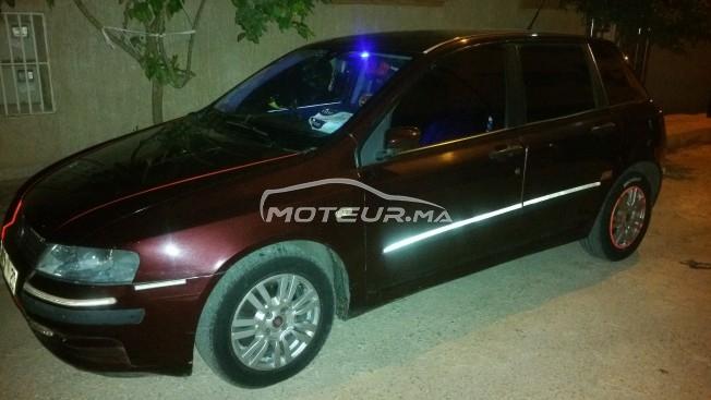 Voiture Fiat Stilo 2003 à rabat  Diesel  - 8 chevaux