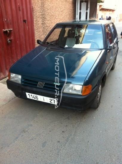 Voiture Fiat Uno 1998 à marrakech  Diesel  - 7 chevaux